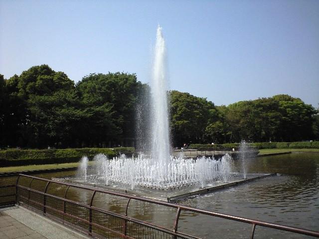 今日は上野公園